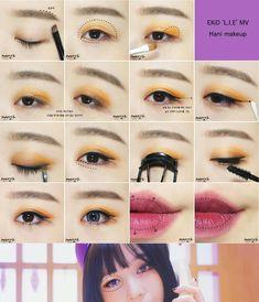 튜토리얼💘⚠DO NOT edit and remove the logo⚠ . #하니#이엑스아이디#엘라이#exid#hani#exidhani#lie#exidlie#makeup#makeuptip#kpop#kpopstarmakeup#kpopstar#eyemakeup#celebritymakeup#눈화장#메이크업#튜토리얼#코덕#뷰스타그램#tutorial#튜토리얼