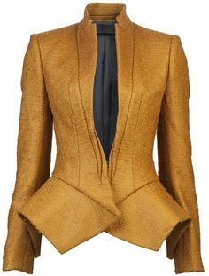 Haider Ackermann ~ Business Blazer                                                                                                                                                                                 More