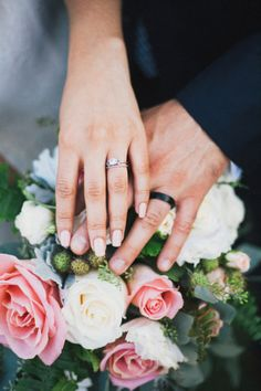 Cool Urban Wedding | Alexandra Wallace Photography | Bridal Musings Wedding Blog 49