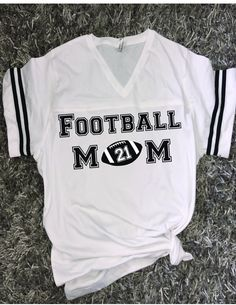 Football Mom Shirt, Football shirt, Boymom football Shirt