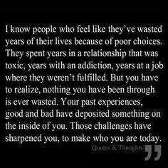 I know people...