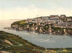 Cornwall, Port Isaac, Looking East