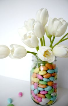 A DIY Spring Arrangement Hack | Bright Bold and Beautiful