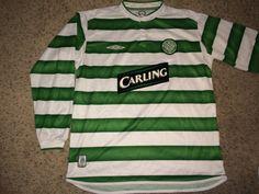 56cdefd0c Sale Nike CELTIC FC long sleeve Soccer Jersey by casualisme Celtic Fc