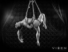 VIXEN Photography | Shibari by Janos Tisza Novak | Model: Roxanne DePalma