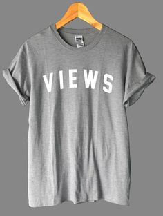 c10a783ba8a Drake views shirt views from the 6 shirt drake top drake tshirt drizzy tshirt  drake t-shirts drizzy shirt 6 god tshirt 6 god shirt size S-XL