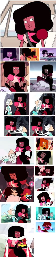 Shade-less Garnet Fanart~~this is actually one of the best things i have ever seen in my life