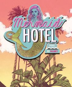 Image discovered by The Ocean Love. Find images and videos about art, lana del rey and mermaid on We Heart It - the app to get lost in what you love. Mermaid Hotel, Mermaid Fairy, Mermaid Pics, Mermaid Sayings, Mermaid Skin, Mermaid Images, Mermaid Lagoon, Real Mermaids, Mermaids And Mermen