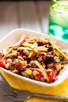 BBQ Ranch Quinoa Salad from Cooking Quinoa