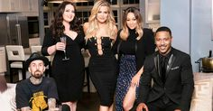 On Kocktails With Khloe's Wednesday, March 16, episode, Khloe Kardashian discussed her weight loss and said her sister Kim Kardashian feels that 'nothing fits' — read Us Weekly's recap