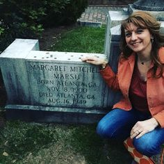 How I came to drink beer with Margaret Mitchell.  Jane Reads: The Cupid Caper by Larissa Reinhart | Blog Tour with Excerpt, Guest Post, and #Giveaway | Atlanta tourism | Oakland Cemetery  | Malts and Vaults | Mystery series | crime thriller | Atlanta authors | Southern books |  mystery