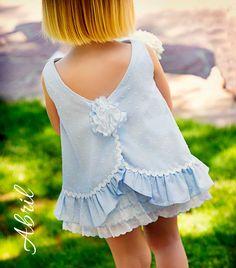 Abril. Vestido para niña ahora por sólo 39,97€ | nenecanela.com #modainfantil