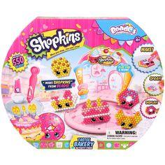"Beados Shopkins Season 3 Tastee Bakery Activity Pack - Moose Toys - Toys ""R"" Us"