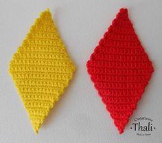 Crochet Pixel, Crochet C2c, Crochet Motifs, Afghan Crochet Patterns, Crochet Squares, Crochet Baby, Crochet Bikini, Yarn Bombing, Diy Party