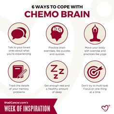 Chemobrain is REAL. If you're experiencing loss of memory, here are some things you may want to try. Let us know any other tips in the comments below.