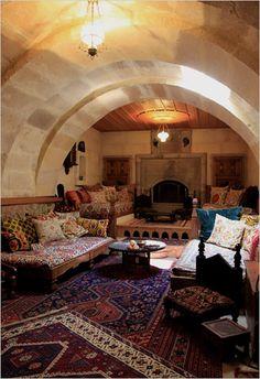Turkish home, Cappadocia