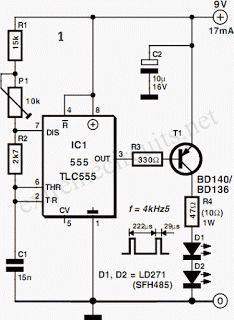 DIY Electronics Projects, Circuits Diagrams, Hacks, Mods, Gadgets & Gizmos