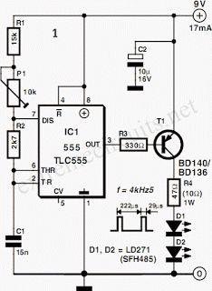 DIY Electronics Projects, Circuits Diagrams, Hacks, Mods, Gadgets & Gizmos