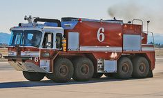 Air Force Military Fire Trucks | Recent Photos The Commons Getty Collection Galleries World Map App ...