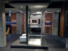 Showroom Elements - koupelny bez kompromisu ! Gienger