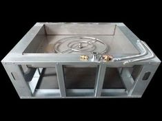 Outdoor:How To Build A Gas Fire Pit How To Build A Gas Fire Pit With Burner Box