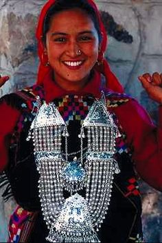 girl from Himachal Pradesh.