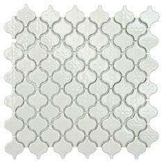 """Found it at Wayfair - Beacon Mini 1.375"""" x 1.5"""" Porcelain Mosaic Tile in Glossy White"""