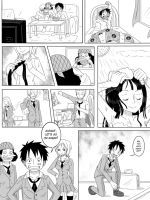 D. Roger High - A One Piece Doujinshi .:Page 14:. by D-RogerHigh
