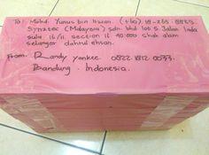 Goes to malaysia #testimonialshipping #testimonial #sepatuvans #vansoldkool #vansauthentic #randyyankeeshop