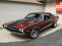 1971 Dodge Challenger R/T.