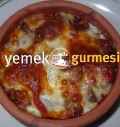 Kaşarlı Et Güveç - http://www.yemekgurmesi.net/kasarli-et-guvec.html