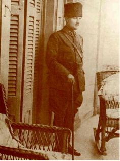 10 Eylul 1922 Atatürk'ün Izmir'e girisi