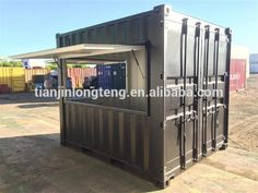 New 10ft 20 foot Container Coffee Shop for Sale