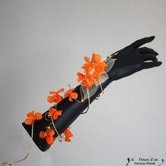 Bracelet Carla Bracelet De Fleurs, Bijou Fleur, Fleurs Éternelles, Fleurs  Naturelles, Mariage 0675ec493895