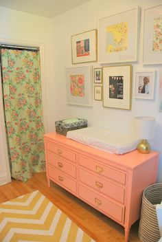 project nursery: before   after