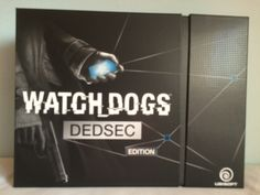 Watch Dogs DedSec Edition box 2.
