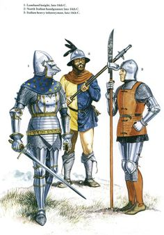 Italian Medieval Armies 1300–1500 - The Vipers of Milan, Late-14th C. Osprey Publishing