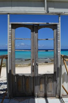 Lead Me Beyond the Doors, -  Curacao, Netherland Antilles