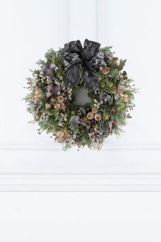 Hayford and Rhodes is an award-winning florist offering Wedding Flowers, Event Flowers, Corporate Flowers. Xmas Wreaths, Wreaths For Front Door, Door Wreaths, Front Doors, Hygge Christmas, Corporate Flowers, Try Something New, Modern Christmas, How To Make Wreaths