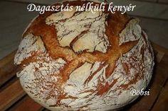 Dagasztás nélküli kenyér Food And Drink, Favorite Recipes, Ice, Brot, Homemade