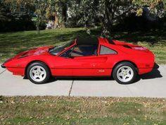 Ferrari de 1984 utilizado por Tom Selleck em Magnun (Foto: Divulgação)