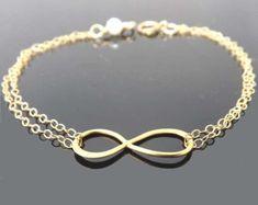 Infinity bracelet – Etsy
