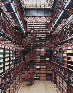 Découvrez les 10 plus belles bibliothèques du monde | Actualités SeLoger