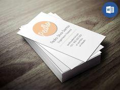 Queres destacar-te da multidão? Cria o teu cartão pessoal a partir de um destes modelos editáveis em Word...  http://noctulastore.com/produto/3-modelos-de-cartoes-de-visita-editaveis-do-002 Mais modelos de cartões editáveis, aqui: http://noctulastore.com/categoria-produto/cartoes-de-visita #emprego30dias | www.noctulastore.com