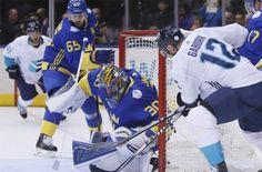 Кубок мира по хоккею. Швеция – Европа, обзор матча (ВИДЕО)