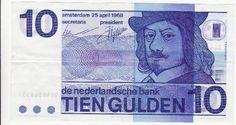 10 Gulden, joet