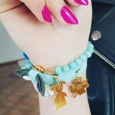 Mintlove   #byilo #jewelry #bracelet #jewellery #ilo #bizuteria #gift #girl #boy #polishgirl #polishboy #charms #engraving