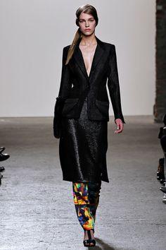 Zero + Maria Cornejo Fall 2013 Ready-to-Wear Collection Slideshow on Style.com