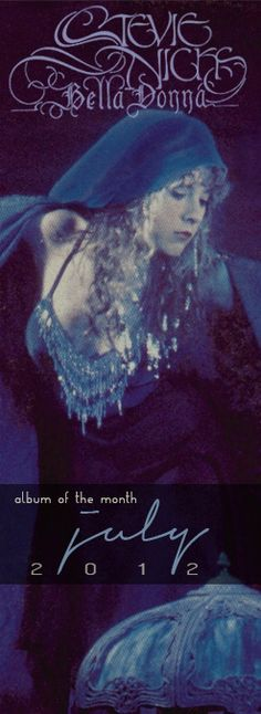 stevie nicks bella donna album of the month july 2012