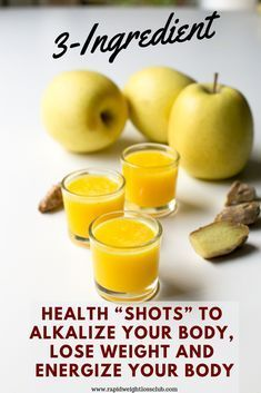 """Health """"Shots"""" To Alkalize Your Body, Lose Weight And Energize . - Health """"Shots"""" To Alkalize Your Body, Lose Weight And Energize Your Body – - Matcha Benefits, Coconut Health Benefits, Juicing Recipes For Beginners, Quick Recipes, Alkalize Your Body, Bebidas Detox, Eat Better, Tomato Nutrition, Nutrition Diet"""